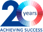 20 years achieving success